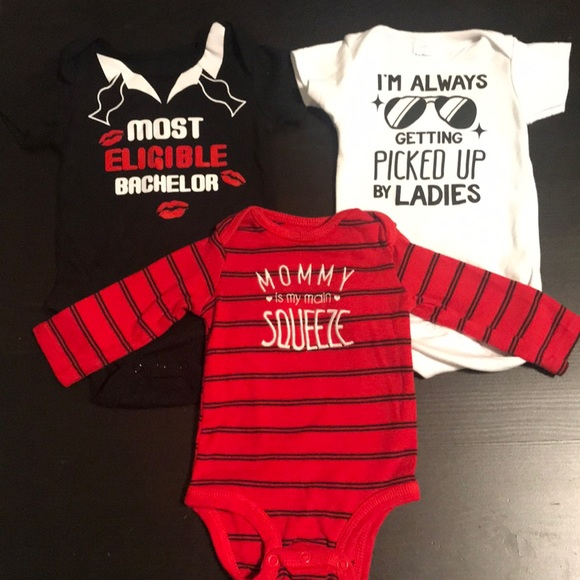 Other - Baby Boy Bundle 3M & 3-6M